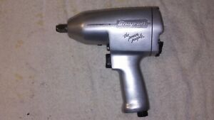 Snap On Model Im5100 1 2 Drive Pneumatic Air Impact Wrench Gun