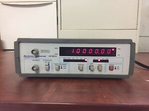 Beckman Industrial Emerson Universal Counter Uc10a