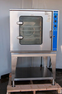 Oven Steamer Electric Combi Combination Full Size Cleveland Combicraft