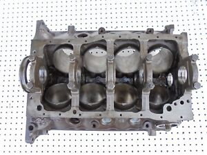 1987 1993 Mustang 5 0 V 8 Roller Engine Motor Block With Main Caps