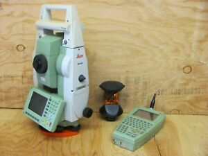 Leica 1203 Total Station With Remote