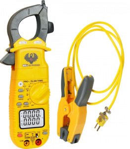 Uei Test Instruments Dl389combo Phoenix Pro Plus Clamp Meter And Pipe Clamp Pro