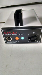 Redfield Infrared Coagulator irc Kn1513 console Unit Only