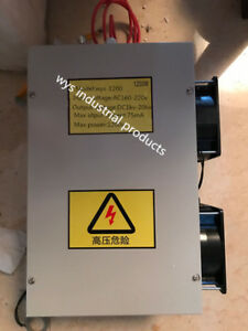 1200w Dc High Voltage Power Supply For Removing Smoke Lampblack Air Purifier