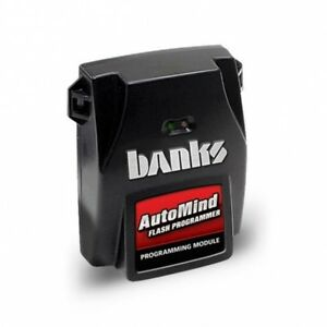 01 10 Gm 6 6l Duramax Banks Power Automind Flash Module