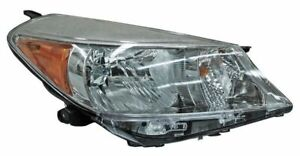 For 2012 2014 Toyota Yaris Hatchback Right Passenger Headlamp Headlight Rh 12 14