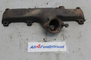 Ford Fe 352 360 390 428 Exhaust Manifold Driver Side