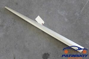 2009 Kia Spectra Front Right Passenger Side Trim Moulding Exterior Outside R 09