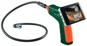 Video Borescope Wireless Inspection Lcd Display Waterproof Camera Head Usb Cable