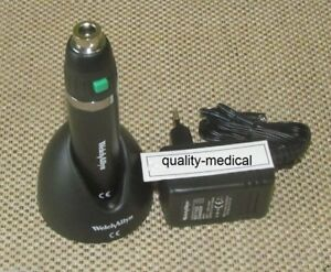 Welch Allyn 3 5v Lithium Ion Rechargeable Handle With Charger 71900