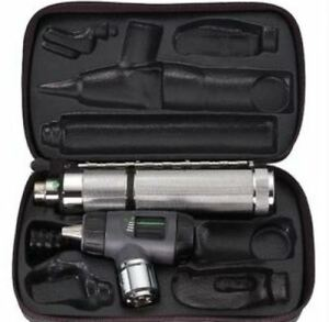 Welch Allyn 3 5v Macroview Otoscope With C cell Handle In Case 25090