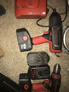 Snap On Ct4850 Ho Cordless Impact And Drill