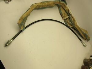 Nos 1973 Chevy Truck Speedometer Cable Automatic 4 5 Speed Transmission