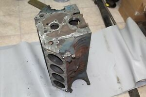 Ford Fe 390 428 Engine Block Industrial