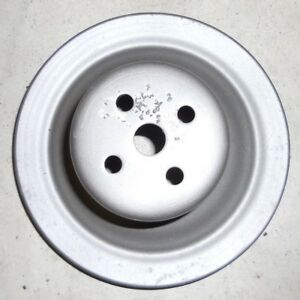 1969 Ford Torino Mustang Cougar 302 Water Pump Pulley C9oe 8509 g