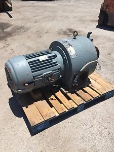 Us Electric Motor 30 Hp With Reducer