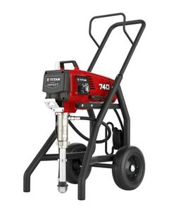 Titan 805 007 805007 Impact 740 High Rider Airless Paint Sprayer Complete