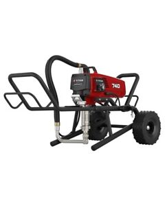 Titan 805 008 805008 Impact 740 Low Rider Airless Paint Sprayer Complete
