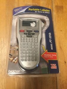Brother Pt 1010s P touch Portable Labeler Pt 1010 Brand New Sealed