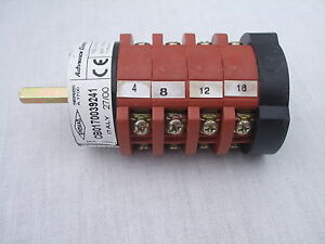 New Aci Advance Controls Inc Cb0170039241 Cam Switch Open Double Throw Switch
