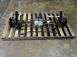 05 06 07 08 09 10 11 12 13 14 Ford Mustang 8 8 Rearend Axle 3 55 Gear Used 77