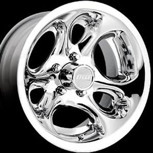 15x8 American Eagle 1179 Series Aluminum Wheel 5 5 5 Bc Old School Set Of 4