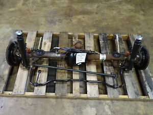 05 06 07 08 09 10 11 12 13 14 Ford Mustang 8 8 Rearend Axle 3 73 Gear Used