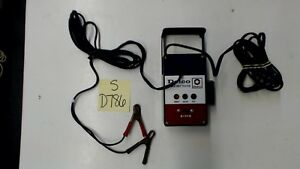Vintage Delco M7 570 Battery Tester