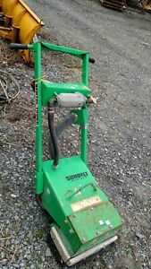 Edco Cd5 Concrete Scabler Scarifier Grinder Air Chipping Hammer Chip Deck 5