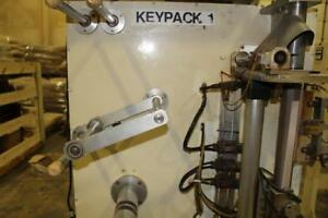 Keypak Vertical Form Fill Seal Machine Key Pak V 200g Machine 1