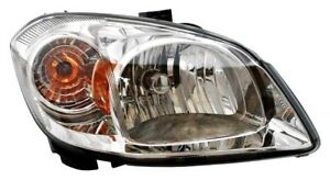 For 2005 2007 Chevrolet Cobalt Right Passenger Headlamp Headlight Rh 05 06 07