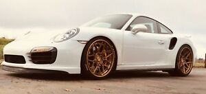 Adv 7 M V2 Cs Series Wheels 21 S Pirelli Porsche Gt3 Gt3rs 991 911 Turbo