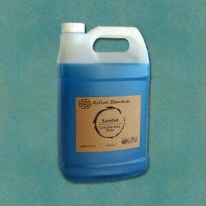 Official Concrete Acid Stain Interior Concrete Jobs Light Blue 1 Gallon Sanibel