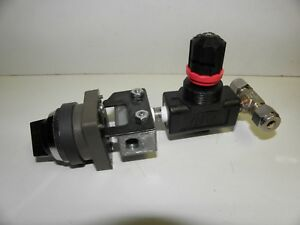 Mead Air Switch Type Mv tp With Ir Flow Controller And Fittings