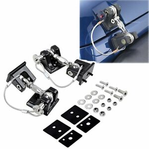 Hood Latches Catch Locking Buckle Hold Down For Jeep Wrangler Jk Unlimited 07 17