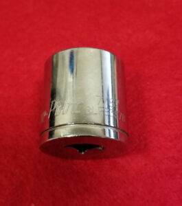 Used Blue Point Tools By Snap On Metric 7 8 6 Point 3 8 Drive Chrome Socket