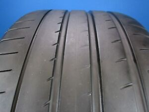 Used Yokohama Advan Sport N 2 Suv 295 35 21 6 7 32 Tread 1258f