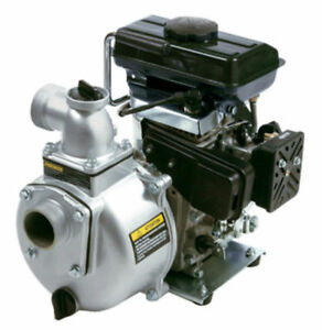 Hypro 1541a sp Aluminum Transfer Pump With Powerpro Gas Engine 2 2 5 Hp