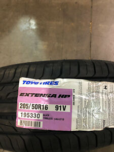 4 New 205 50 16 Toyo Extensa Hp Tires