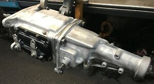 Chevy Camaro Borg Warner Super T 10 4 Speed Transmission Refurbished Wide Ratio