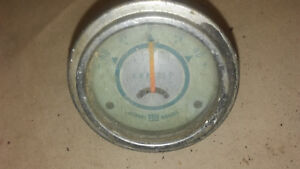 Stewart Warner Custom Series Green Line Amp Gauge Vintage Racing Hot Rod Custom