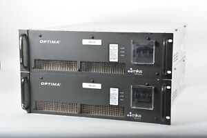Mks Dcg 200z Optima 40kw Power Supply Opt 400z 11058 Master W Opt 200z s11058
