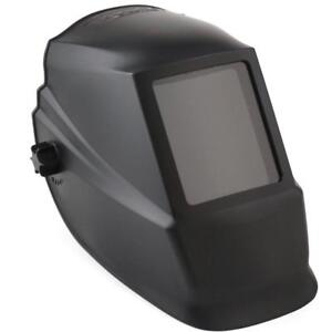 Lincoln Electric K2800 1 Passive Welding Helmet With 10 Lens 4 5 X 5 25