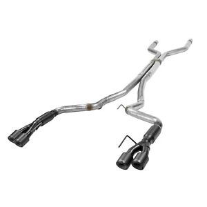 Flowmaster 817808 Outlaw Dual Cat back Exhaust System Set For Mustang Gt 5 0l V8