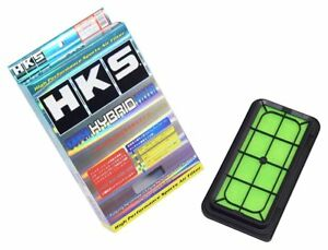 Hks 70017 At020 Air Filter Fits 13 19 Scion Fr S Frs Subaru Brz Toyota 86