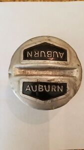 1928 Auburn Center Wood Wheel Grease Cap