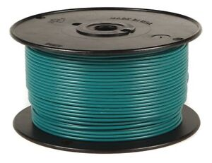 Battery Doctor 10 Awg Stranded Gpt pvc Primary Wire 60v Green 500 Ft 81057