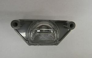 2001 2002 2003 Pontiac Grand Prix Rear License Plate Light Lens Y 5008a