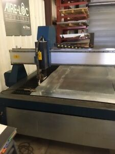 Baileigh Cnc Plasma Table Complete With Cutmaster 120 All In Good Condition