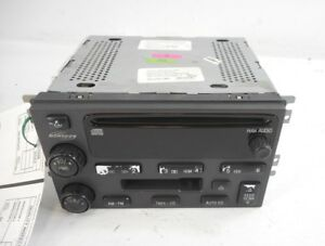 03 06 Hyundai Santa Fe Am Fm Am Fm Radio 6 Disc Cd Player Receiver Oem Monsoon